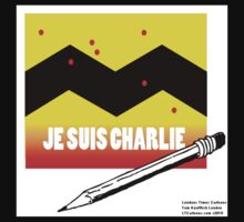 Je Suis Charlie To Benefit Charlie Hebdo  T-Shirt