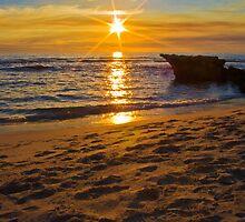 Trigg Beach by Claire  Farley