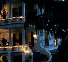 Evening at Rhett House Inn by SummerJade