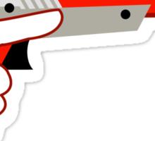 Trigger Discipline NES Zapper Sticker