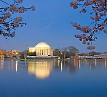 Jefferson Memorial by bongo