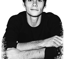 Dylan O'Brien by littletophat
