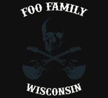 Foo Fam Wisconsin Kids Clothes