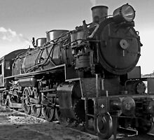 Steam Train 5917 by SharonD