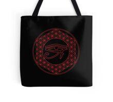 Eye of Horus Creator Black Tote Bag