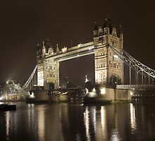 Tower Bridge London by Mark Jones