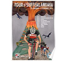 Tour of Sufferlandria 2014 Poster