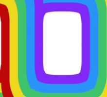 abc (big version) Sticker
