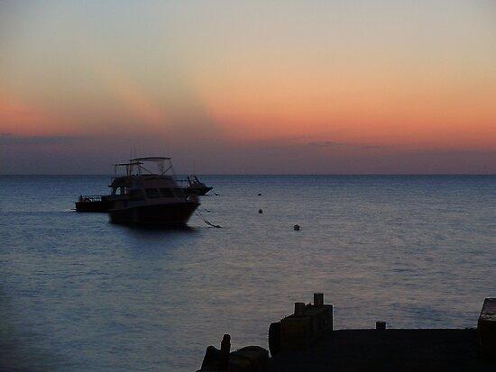 Sundown by caymanlogic
