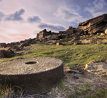Millstone Grit by Chris Charlesworth