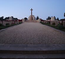 Soldier's Cross by Marmadas