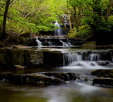 Cascading. by Mark Jones
