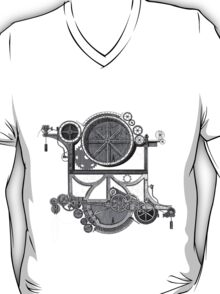 Daily Grind Machine T-Shirt