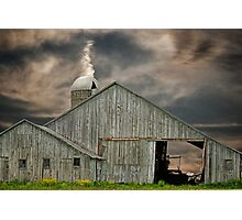 Country With Character Photographic Print