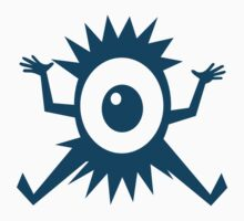 Eye Ball Cyclops Creature T-Shirt