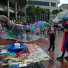 Big Bubble - No Trouble, Darling Harbour, Sydney by muz2142