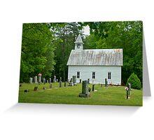 Country Church I Greeting Card