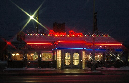 The Diner by gharris
