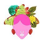 Pink Sorority Sister by TabithaBianca