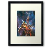 Galaxy Mystic Framed Print