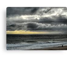 Californian Angry Sky Canvas Print