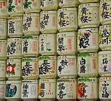 Sake by Shannon Benson