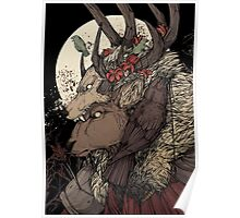 The Elk King Poster