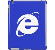 Internet Explorer: A More Beautiful Web iPad Case/Skin