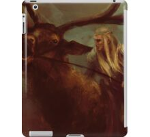 Thranduil The Faithless Woodland Sprite iPad Case/Skin