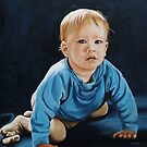 Baby Ben by KarenYeeFineArt