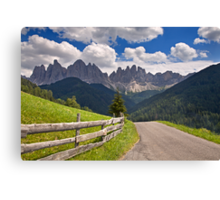 Silent Valley Canvas Print