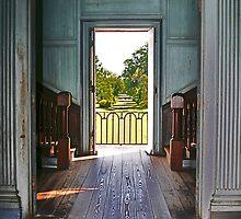 Historic Hallway by AngelPhotozzz