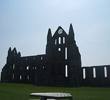 Whitby abbey by lowrys1