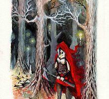 Red Hood by Benjogan