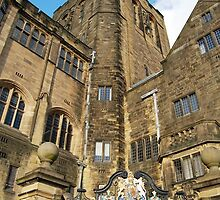 Bangor University Building by samandoliver