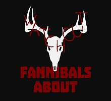 Watch out fannibals about by Laura Spencer
