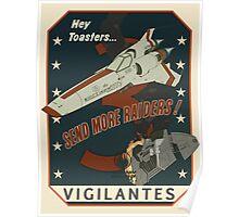 Vigilantes Poster