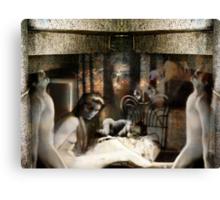 Succubus Canvas Print