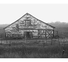 X Rated Barn Photographic Print