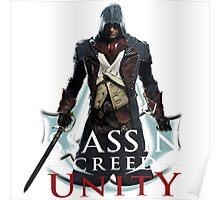 Assassins Creed Unity Art Poster