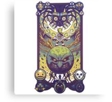 Majora's mask: The four giants Canvas Print