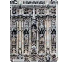 Palace of Westminster Detail #2 iPad Case/Skin