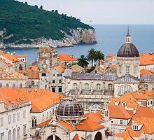 Dubrovnik, Croatia by bongo