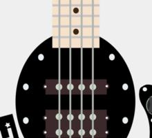 CAL BASS Sticker