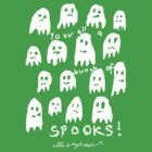'Bunch of Spooks' by ellejayerose