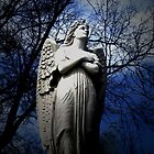 Angel --- cross my heart by Judi Taylor