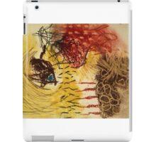 internal landscape #4 iPad Case/Skin