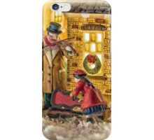 Street Musicians iPhone Case/Skin