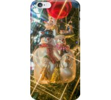 Christmas Moment iPhone Case/Skin