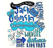 Jack Gilinsky Photographic Print